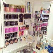 15 cute easy ways to organize and your makeup gurl