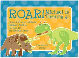 free dinosaur party invitations triceratops dinosaur birthday party invitations free