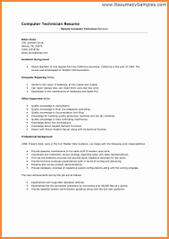 Electronic Sales Resume Resume Template