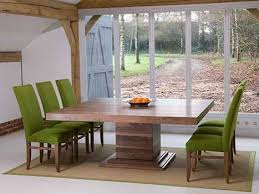 gorgeous 12 seater square dining table extending in large decor 14