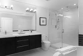 other kitchen lighting above bathroom mirror with modern light blue subway tile backsplash