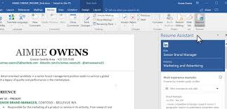 Windows 10 Tip How To Use Linkedin And Microsoft Word To