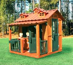 backyard play house plans kids wooden playhouse image of outdoor inspirational s for school white plansee