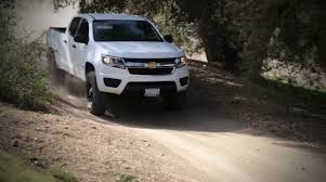 Four-Cylinder 2015 Chevy Colorado, GMC Canyon Boast With Segment ...