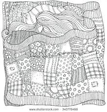 pattern coloring book pages stunning beautiful decoration for