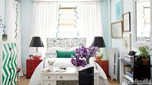 White Small Bedroom Decorating Ideas With Small Furniture And Windows ~  Home Decor
