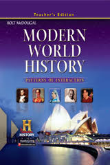 Modern World History Patterns Of Interaction Online Textbook