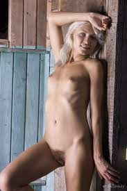 Blonde Petite Small Tits