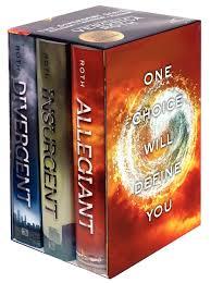 divergent series plete box set enlarge book cover