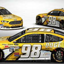 All tech considered back in march, when a someone posted on the social media site reddit that nascar driver josh wise was without a sponsor, the dogecoin community stepped in. Dogecoin Nascar S Strangest Hood Sponsor Will Appear In Its Official Video Game Polygon
