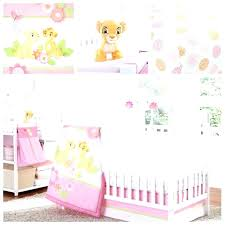 lion king crib set lion king baby bedding set lion king 7 piece crib bedding set
