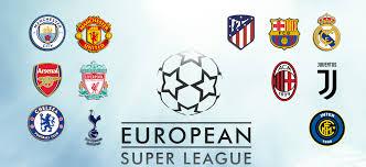 European Super League Announced - DEATH OF FOOTBALL