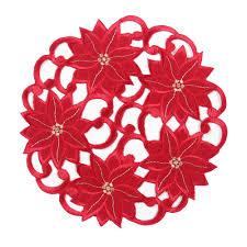 Weihnachtsstern Poinsettie Serie Rot