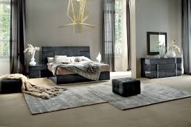 Bedroom Furniture Collection Montecarlo Bed By Alf Italia Euro Living Furniture