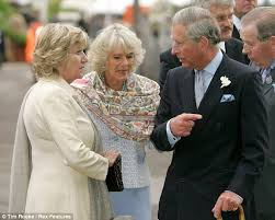 Prince Charles paid Camilla's sister £1.5m to help hide his affair ...