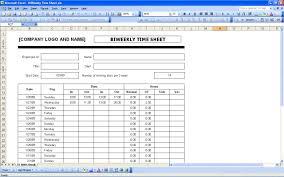 Bi Weekly Timesheet Template Free Printable Time Sheets Bi Weekly Download Them Or Print