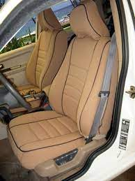volvo s70 full piping seat covers wet