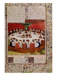 the symbology of the king arthur s round table buy at art com