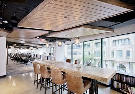 office design firm. Plain Firm Dropped Wood Ceiling Panels Radiate Through Orr Associatesu0027 Entryway And  Pantry Into The Office The Starburst Patterned Designate Public Common  With Office Design Firm O