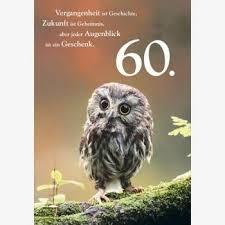 Geburtstagskarte 60 Geburtstag Spruch Royaldutchgenetics