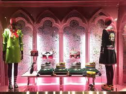 gucci store interior 2016. gucci,london, uk, \ gucci store interior 2016