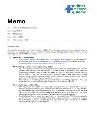 Example Of An Interoffice Memo Inter Memo Cityesporaco 14