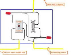 similiar wiring a gfci switch keywords gfci outlet switch wiring diagram pictures to pin