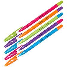 "<b>Ручка шариковая Berlingo</b> ""Tribase Fuze"", синяя, 0,7мм"