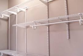 how to install wire shelving if closet roselawnlutheran