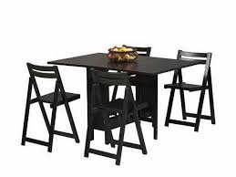 white fold up table and chairs foldable table chair set folding dining table and chairs set