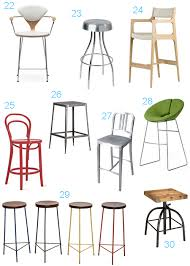 difference barstools counter stools