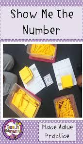 Place Value Task Cards Number Sense Place Value Place