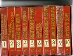 Joe Weider S Bodybuilding System Book And Charts Joe Weiders Bodybuilding System Paperback Training Book And