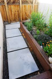 diy concrete pavers can be built to fit your space and look fantastic through