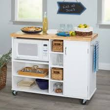 Image Wood Pattern Simple Living Rolling Galvin Microwave Cart Overstockcom Buy Kitchen Islands Online At Overstockcom Our Best Kitchen