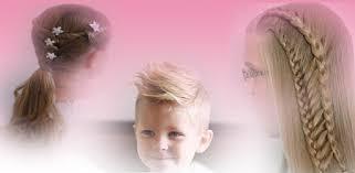 تسريحات شعر للبنات والاولاد Apps On Google Play