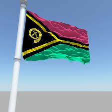 Republic Of Vanuatu Flag Model Obj Fbx Ma Mb Mtl Vanuatu Photo Shared By Fernandina32 | Fans Share Images