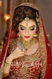 i dont like the hairstyle either but makeup is superb stani wedding