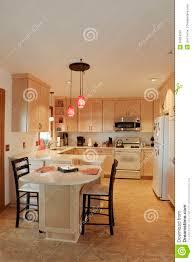 Updated Kitchen Updated Kitchen Interior Stock Photos Image 35924783