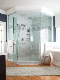 traditional shower designs. Shower Frame Traditional Designs Bathroom With Chrome Hardware Master Painted Ceiling Frameless Door Hinges