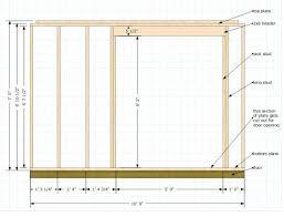 Framing A Wall Image Titled Frame A Wall Step 13 Framing Nongzico