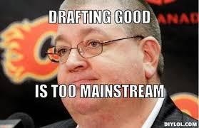 Wednesday's Hot Coals: A bunch of Draft related crap - Matchsticks ... via Relatably.com