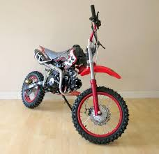 110cc dirt bike brand new with electric start pit bike for sale
