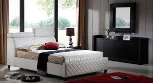 white bed black furniture. White Bed Black Dresser Or Furniture Glossy Mens Dressing