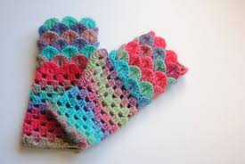 Dragon Scale Fingerless Gloves Pattern Free Cool Decorating Ideas