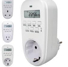 top 9 most popular <b>digital</b> timer socket eu plug list and get <b>free</b> ...