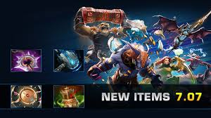 dota 2 new items patch 7 07 youtube
