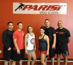 parisi speed school reno coach justin joey lavallee and nick the coaches at defined fitness albuquerque new finished their parisi re certifications today
