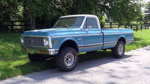 All Chevy chevy c10 craigslist : 1972 72 Chevrolet Cheyenne 4x4 Long Bed - Sold! - YouTube