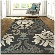 4x6 grey rug superior collection 4 x 6 area rug indoor outdoor rug